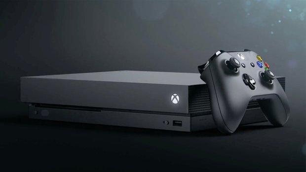 Xbox One X: Ab heute vorbestellbar