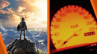 Zelda - Breath of the Wild: Speedrunner rasen durch hohen Schwierigkeitsgrad