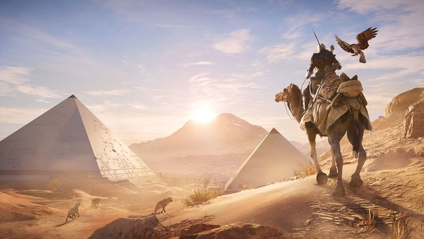 Assassin's Creed Origins: Kostenloses Update zur Erkundung der Spielwelt angekündigt