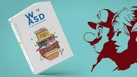 WASD: Hilf dem Bookazine für Gameskultur, die Welt zu erobern!