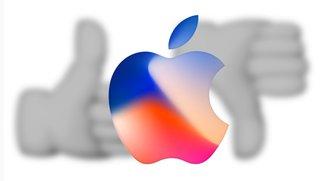 Umfrage: Wie fandest du das Apple Event September 2017?