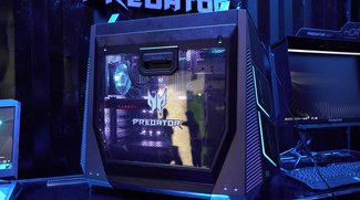 Acer Predator Orion 9000 im Hands-On-Video: Der Traum eines jeden Gamers
