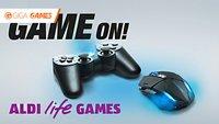 Aldi Life Games: Alle Infos und Kosten zur Spieleplattform