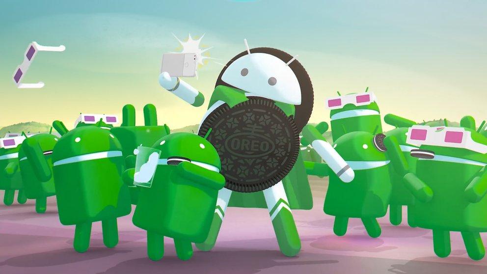Android 8.1 steht zum Download bereit, Warten auf Updates beginnt