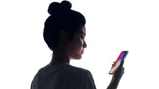 """iPhone X: Der Face-ID-""""Notch"""" ist eine Microsoft-Kopie"""