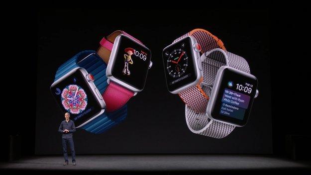 Apple Watch Series 3: Das hat Apple beim Event verschwiegen