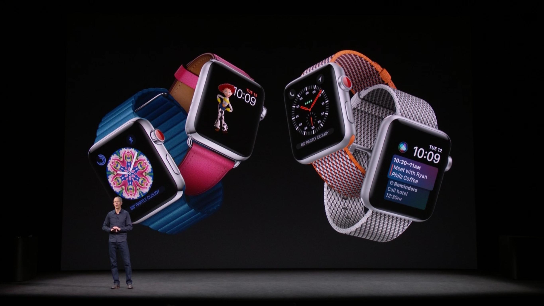 Apple Watch Series 3 LTE Smartwatch im bekannten Gewand alle Infos bei GIGA