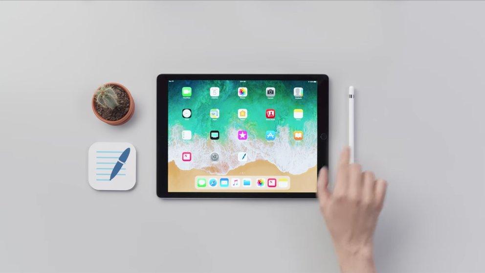 iOS 11: Apple zeigt neue Videoanleitungen fürs iPad Pro