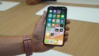 iPhone X hat bisher unbekanntes Sicherheitsfeature