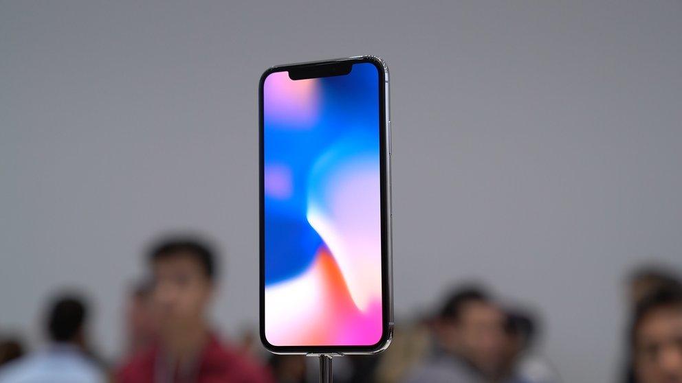 Apple könnte iPhone X verspätet ausliefern