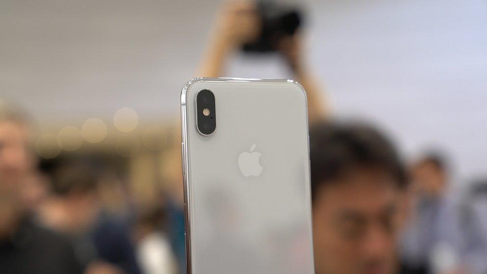iPhone X: So viele Geräte gibt es zum Marktstart
