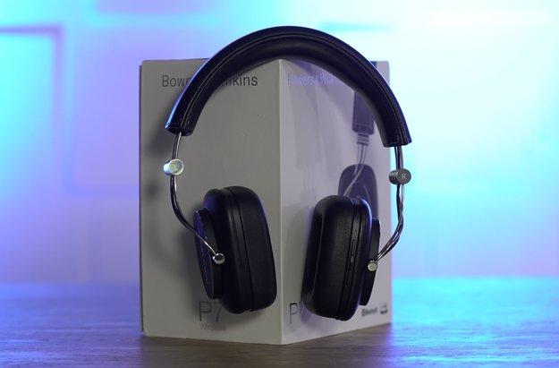 B&W P7 Wireless im Test: Gebaut für die Ewigkeit
