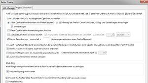 BetterPrivacy für Firefox