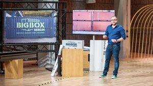"""BigBox Berlin in """"Die Höhle der Löwen"""": Leben und arbeiten im Seecontainer"""