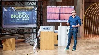 """BigBox Berlin von """"Die Höhle der Löwen"""": Leben und arbeiten im Seecontainer"""