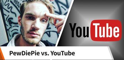 Das sind die 8 größten YouTuber, die PewDiePie schon beleidigt hat