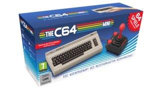 C64 Mini: Retro-Comeback im Frühjahr 2018