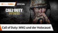Zeigt Call of Duty - WW2 die Schrecken der Konzentrationslager?