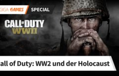 Zeigt Call of Duty - WW2 die...