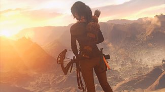 Tomb Raider: Alicia Vikander als Lara Croft auf dem erstem Filmposter