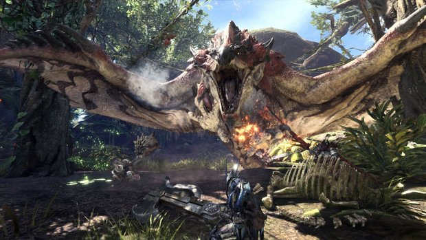 Monster Hunter World: Releasetermin mit neuem Trailer enthüllt