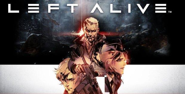 Left Alive: Square Enix kündigt Survival-Shooter mit Metal Gear-Veteran an