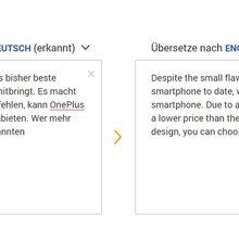 DeepL im Test: Deutsches Tool übersetzt Texte besser als Google