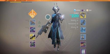 Destiny 2: Alle exotischen Rüstungen und deren Fundorte