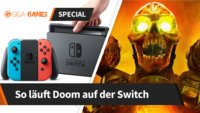 Doom: Ersteindruck auf der Nintendo Switch