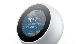 Amazon Echo Spot: Mini-Alexa mit Display
