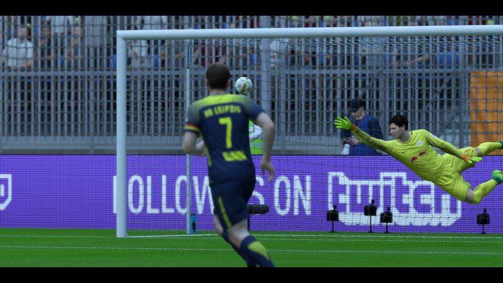 FIFA 18 talente potential