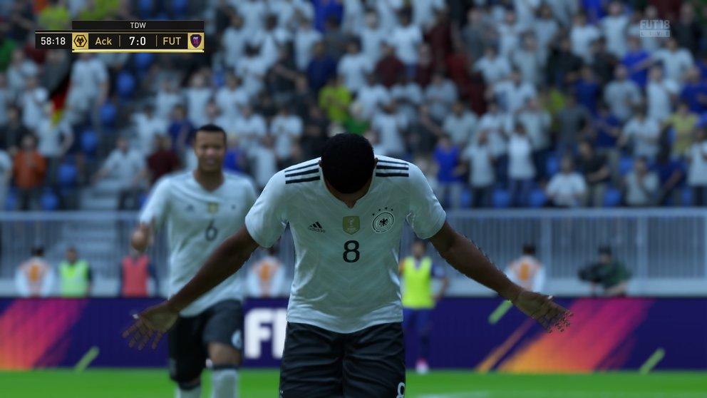 FIFA 18 Karrieremodus