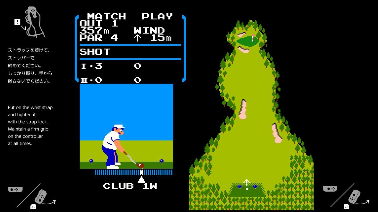 Nintendo Switch: Versteckter NES-Emulator &