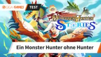 Monster Hunter Stories im Test: Jäger werden Sammler