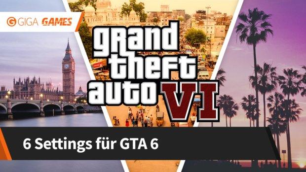 6 Orte, an denen wir uns GTA 6 vorstellen können