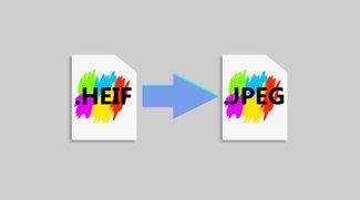 HEIF zu JPEG umwandeln – das neue Bildformat konvertieren