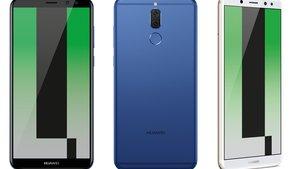 Huawei Mate 10 Lite: Preis, Release, technische Daten und Bilder