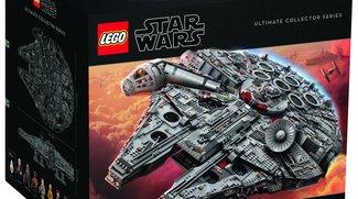 Lego Star Wars 75192 Millennium Falcon: Wie wertvoll ist er wirklich? [Update]