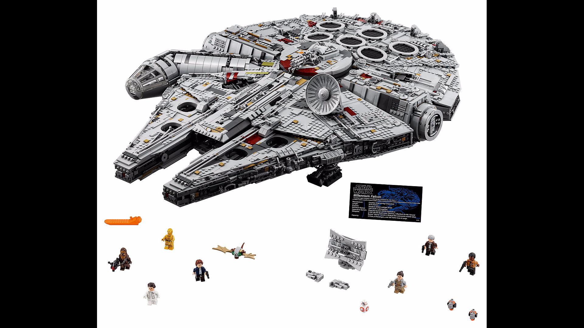 Lego Star Wars 75192 Millennium Falcon Wie Wertvoll Ist Er Wirklich Update