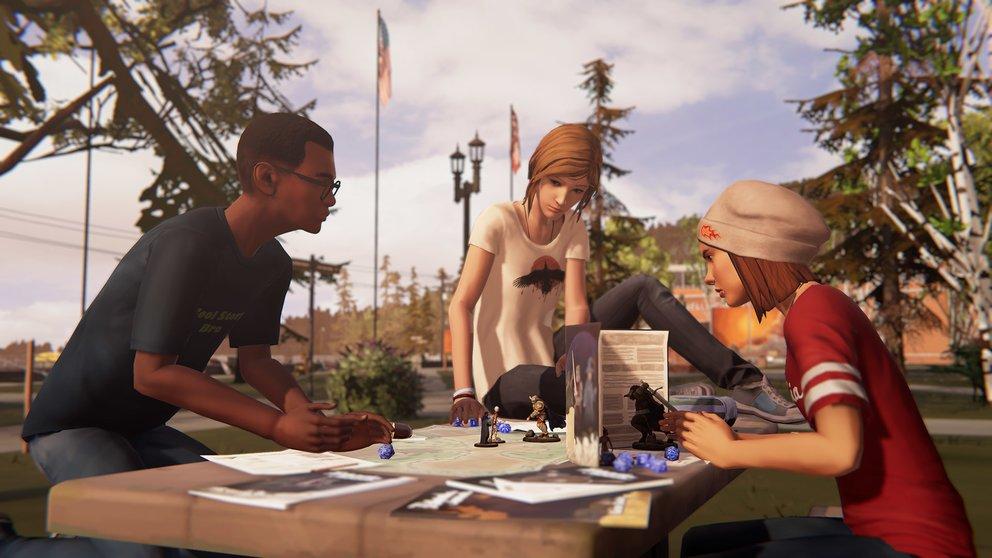 Im Verlauf des Spiel bieten sich dir immer wieder optionale Mini-Games an.
