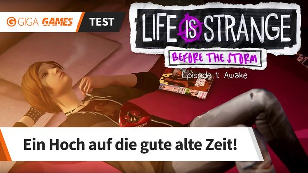 Life is Strange: Before the Storm im Test – Früher war alles besser