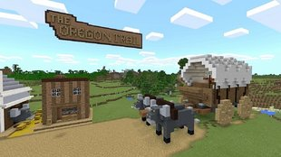 The Oregon Trail: Spiele-Klassiker feiert in Minecraft Comeback
