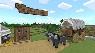 The Oregon Trail: Spiele-Klassiker feiert in Minecraft Comeback