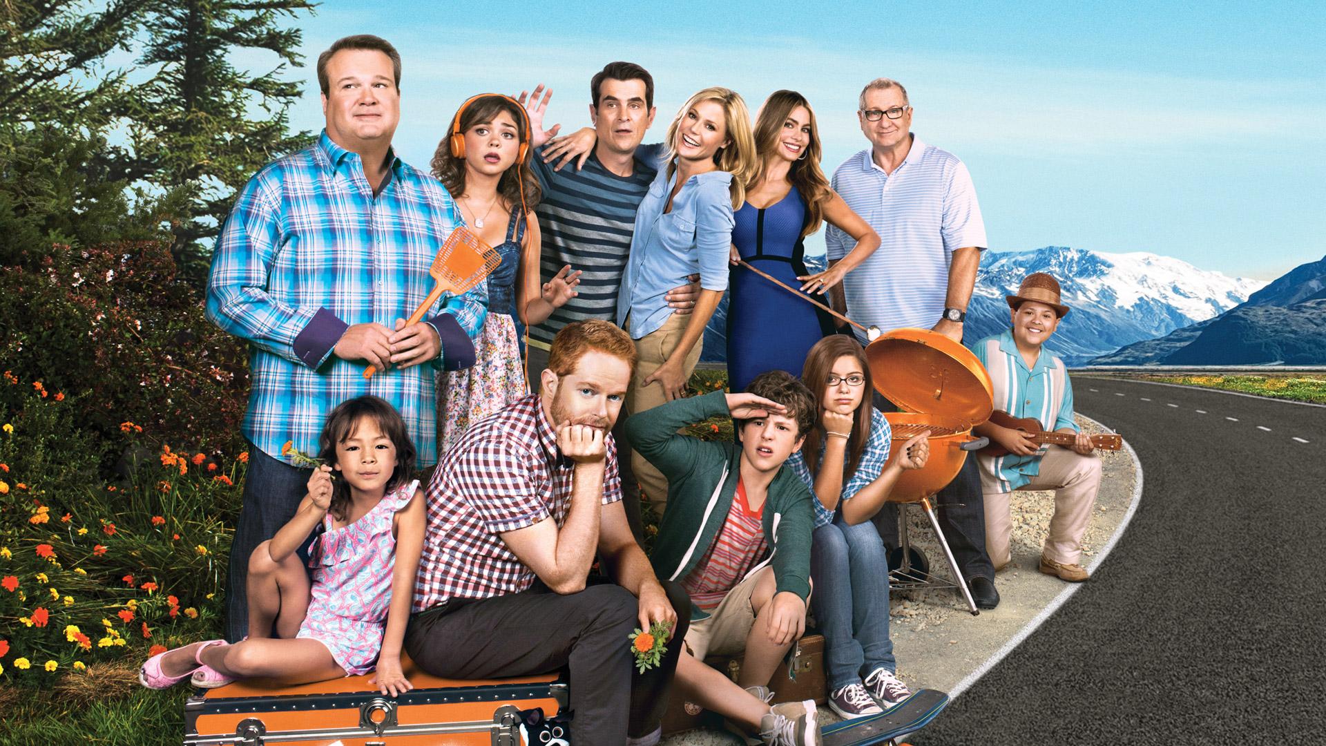 Modern Family Staffel