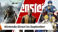 Nintendo Direct: Diese Switch-Spiele haben nun ein Release-Datum