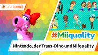 Nintendo und LGBTQI – Vom Trans-Dino bis zur Miiquality