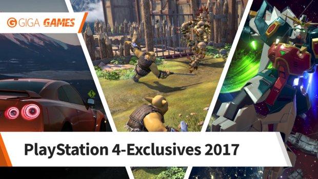 Das sind die restlichen PlayStation 4-Exclusives für 2017