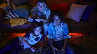 Philips Hue Entertainment: Fernsehen und Spiele mit Surround-Licht
