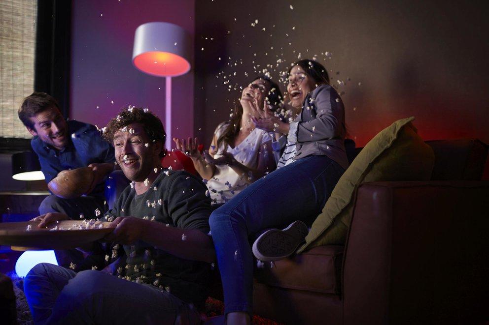 Philips Hue Lampen im Angebot: Bis zu 50 Euro sparen