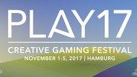 PLAY17: Auf dem Creative Gaming Festival treffen Games auf Kunst